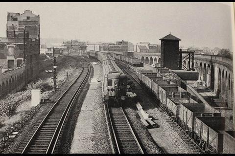 Historic site photo - Peckham Coal Line